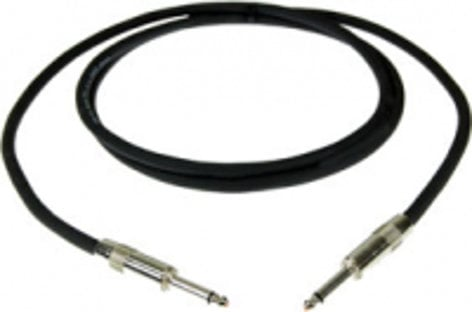 """Pro Co 06-SPK14-QQ 6 ft. 1/4"""" Phone to 1/4"""" Phone Speaker Cable (14 Gauge) 06-SPK14-QQ"""