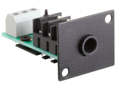 "Radio Design Labs AMS-1/4F 1/4"" Stereo Headphone Jack, Terminal Block Connections AMS-1/4F"