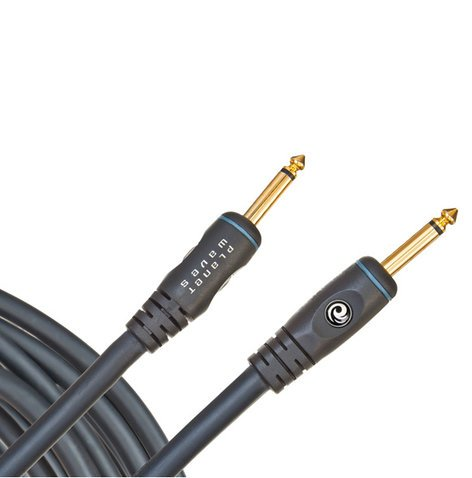 """Planet Waves PW-S-05 5 ft. Custom Series 1/4""""-1/4"""" Male Speaker Cable (12 AWG, Oxygen Free) PW-S-05"""