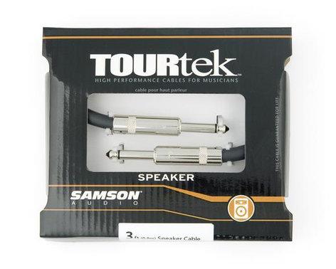 """Samson TSQ3-SAMSON Speaker Cable 3 ft 1/4"""" TSQ3-SAMSON"""