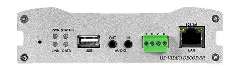 Marshall Electronics VS-104D-3GSDI  1080p60 Full HD Decoder VS-104D-3GSDI