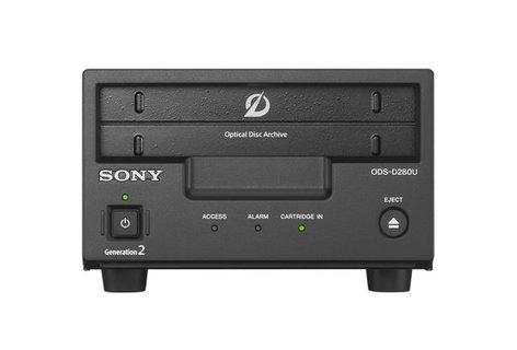 Sony ODS-D280U Optical Disc Archive Stand Alone Drive ODSD280U