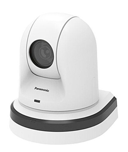 Panasonic AW-HE40HWPJ9 1/2.3 MOS Full HD Indoor PTZ Camera System with 30x Optical Zoom in White AW-HE40HWPJ9