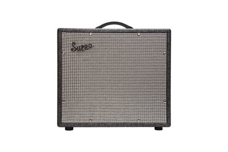 Supro 1791 Black Magick 1 x 15 Extension Cabinet BLACKMAGICK-EXT15-CA