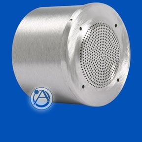 "Atlas Sound 410-4 Compact Aluminum Baffle for Wall or Ceiling Use 4"" 410-4"