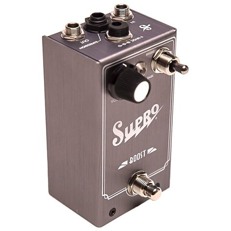 Supro 1303 Boost Boost Pedal SUPRO-BOOST