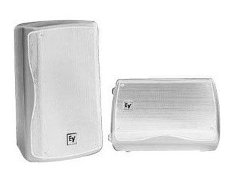 "Electro-Voice ZX1 90W 8"" 2-Way Speaker in White ZX1-90W"