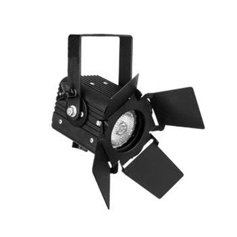 Altman Micro Par Black, 50 watt Micro Par with Male Edison Connection MP-BK