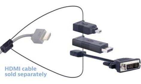 Liberty AV Solutions DL-AR872  Digitalinx HDMI Adapter Ring DL-AR872