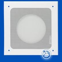 "Atlas Sound 164-8A Deluxe Steel Baffle 8"" 164-8A"