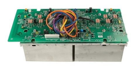 Yamaha WE52330R  Amp Assembly for EMX212S WE52330R