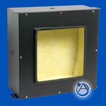 "Atlas Sound Q418 8"" Q Series 1.5 Cubic Ft Enclosure Square Q418"