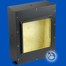 """Atlas Sound Q4612 12"""" Q Series 3 Cubic ft Enclosure Square Q4612"""