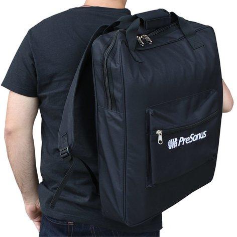 PreSonus StudioLive AR12 or AR16 Backpack Padded Nylon Backpack for StudioLive AR12 or AR16 Mixer SL-AR12/16-BAG