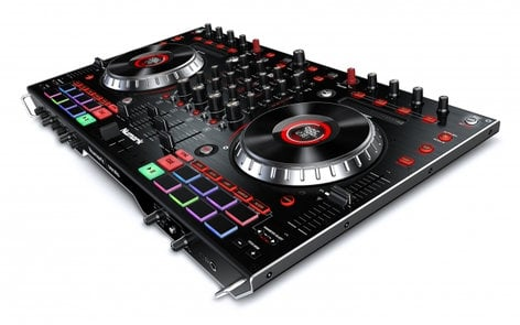 Numark NS6II  4-Channel Premium DJ Controller with Serato NS6II