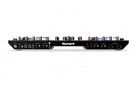 Numark NS6II  4-Channel Premium DJ Controller with Serato NS6II