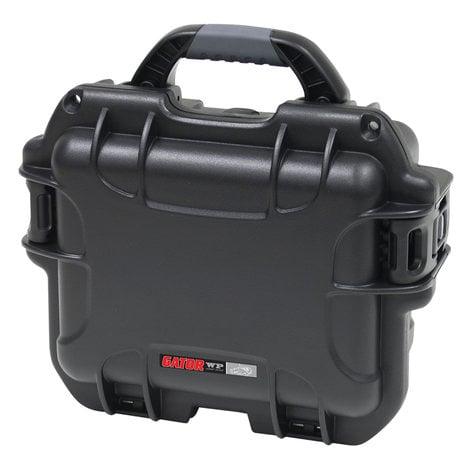 Gator Cases GU-0705-03-WPDF  Black Waterproof Case with Diced Foam Interior GU-0705-03-WPDF