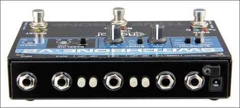 Radial Engineering SWITCHBONE-V2 Switchbone V2 ABY/C Amp Selector and Booster SWITCHBONE-V2