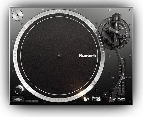 Numark NTX1000  High Torque Direct Drive Turntable NTX1000