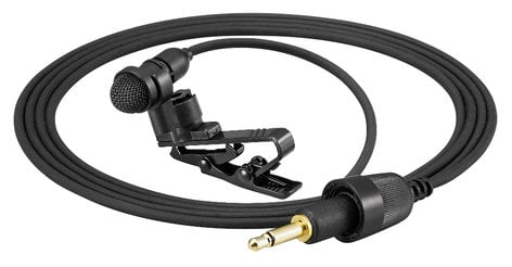 TOA YP-M5300 Lavalier Mic, Unidirectional YP-M5300