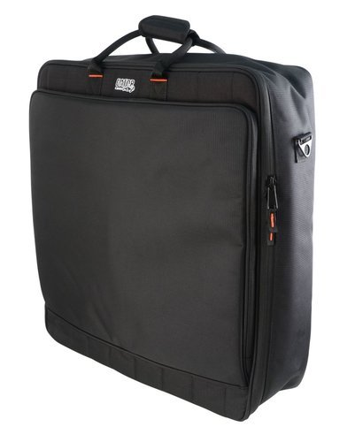 "Gator Cases G-MIXERBAG-2123  Padded Nylon Mixer or Equipment Bag, 21""x23 x6"" G-MIXERBAG-2123"