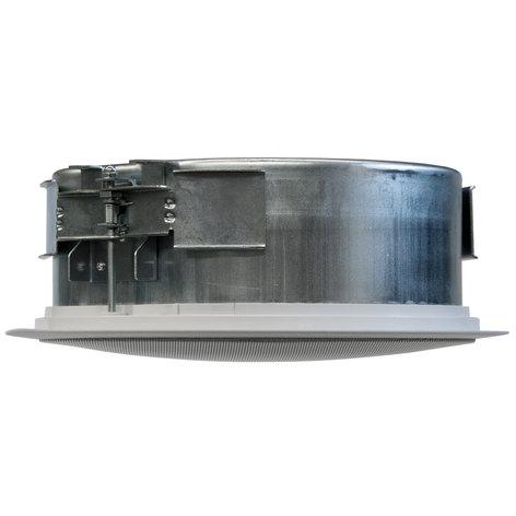 SoundTube CM82-EZs-II 8? Coaxial In-Ceiling Shallow Backcan Speaker, Black CM82-EZS-II-BK