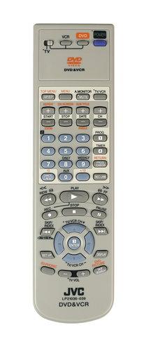 JVC LP21036-039B Remote for HRXVC27U LP21036-039B