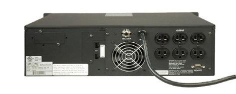 Juice Goose KIN-2200RM  Line Interactive 1320 Watt UPS KIN-2200RM