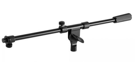 """On-Stage Stands MSA9800  21.5""""-36"""" Tele-Boom with Dual Mic Capability MSA9800"""
