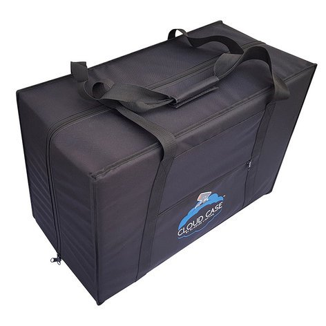 Blizzard Lighting PACK-MH Cloud Case Padded Carry Case for (2) Small or (1) Mid-Sized Moving Head Fixture PACK-MH
