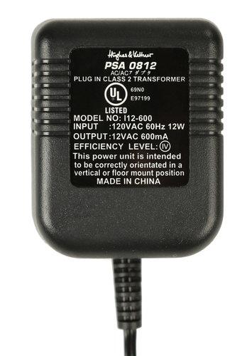 Hughes & Kettner E9580091  PSA 0812 Power Supply AC Adaptor E9580091