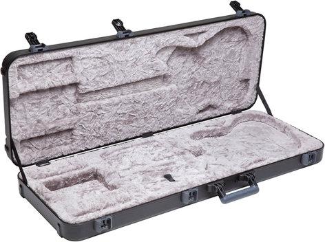 Fender Deluxe Molded Case for Jazzmaster & Jaguar Hardshell Case with Plush Interior 099-6112-306