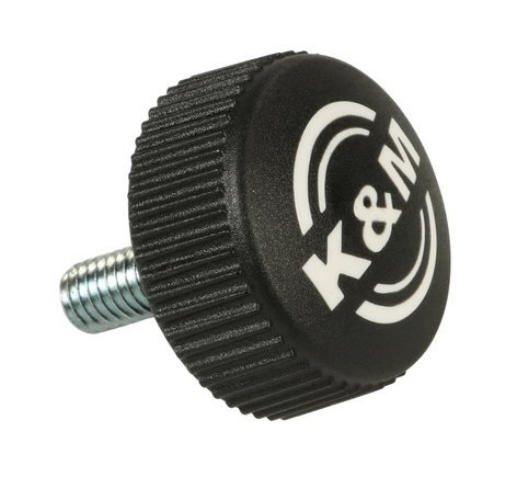 K&M 01.82.948.55 Knurled Screw Knob for 210/9, 259, and M200 01.82.948.55