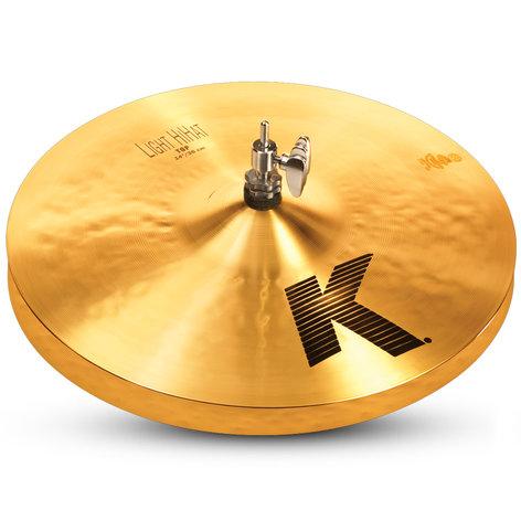 "Zildjian K0812  14"" K Light HiHat Cymbals Pair K0812"