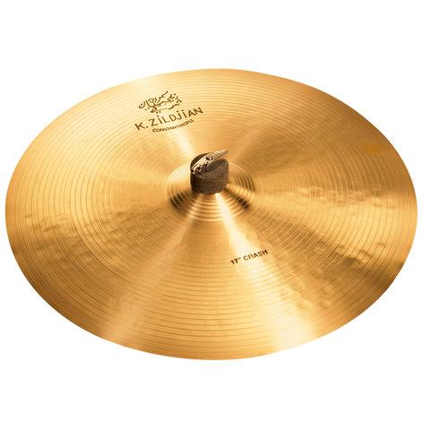 "Zildjian K1067  17"" K Constantinople Crash Cymbal K1067"