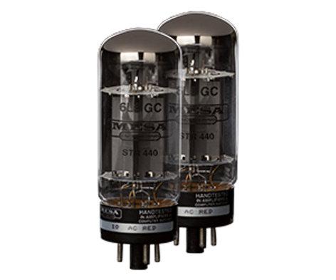 Mesa Boogie Ltd 6L6 STR-440 Duet Pair of 6L6 Power VacuumTubes 6L6-GC-STR-440-DUET