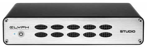 Glyph Technologies Studio S6000 6TB External Hard Drive, 7200RPM, USB 3, FW800, eSATA S6000