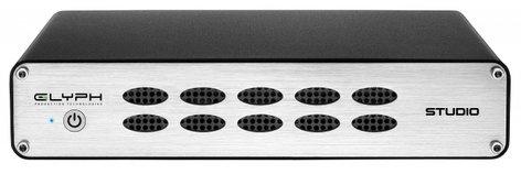 Glyph Technologies Studio S8000 8TB External Hard Drive, 7200RPM, USB 3, FW800, eSATA S8000