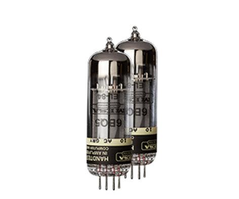 Mesa Boogie EL84/6BQ5-DUET EL84/6BQ5 Russian Duet Pair of Russian EL84 Power Vacuum Tubes EL84/6BQ5-DUET