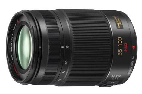 Panasonic H-HS35100 Lumix G X Vario 35-100mm F2.8 Power O.I.S. Lens HHS35100