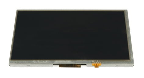 Korg 510313503502 LCD Touch Display Assembly for Krome 61, 73, and 88 510313503502