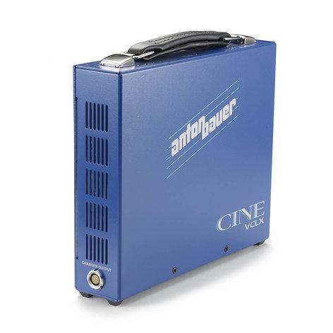 Anton Bauer CINE-VCLX-CHARGER CINE VCLX Charger Simultaneous Charger for Cine VCLX, VCLX-CA, and VCLXS CINE-VCLX-CHARGER