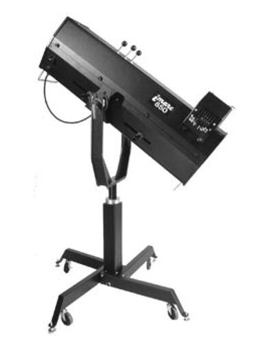Phoebus Manufacturing I-Marc 850 Spotlight 120V Follow Spot with Heavy Duty Stand IM-850/120