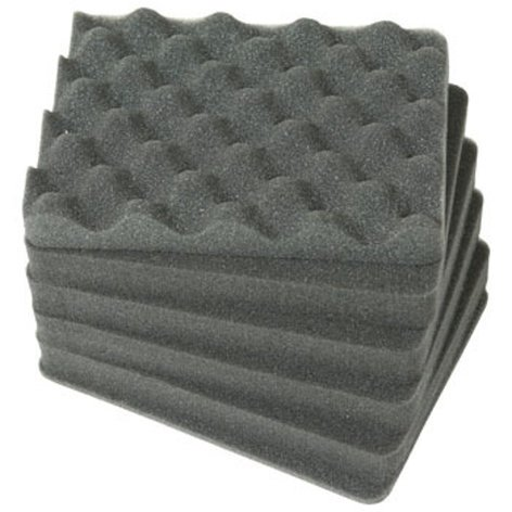 SKB Cases 5FC-0907-6  Replacement Cubed Foam for 3i-0907-6B-C 5FC-0907-6
