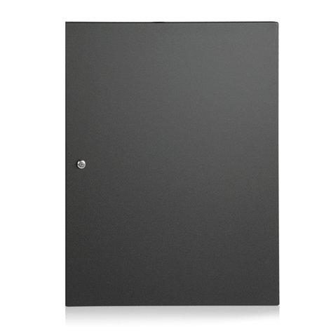 Atlas Sound SFD418  Steel Front Door for 18RU Desktop Cabinets SFD418