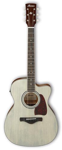 Ibanez AC320CE Artwood Grand Concert Acoustic Electric Guitar - Antique Blonde Gloss AC320CEABL