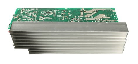 QSC WP-002453-00  Right Side Module for RMX2450 WP-002453-00