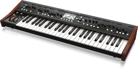 Behringer DEEPMIND 12 True Analog 12-Voice Polyphonic Synthesizer  DEEPMIND-12