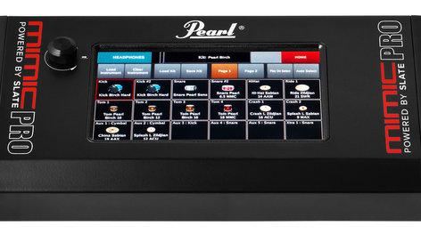 Pearl Drums Mimic Pro 24-Bit Electronic Drum Module MIMP24B