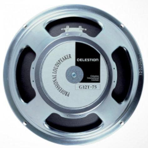 """Celestion G12T-75 12"""" Guitar Speaker G12T-75"""